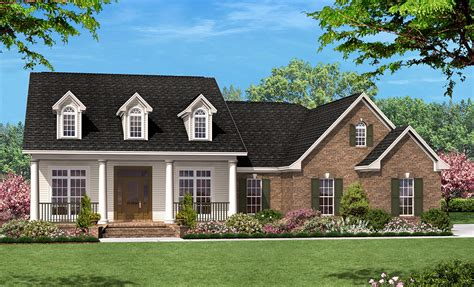 home design plans great open floor with bonus room 11720hz architectural designs house plans