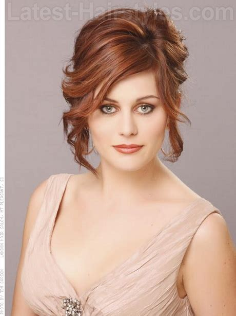 loose updo hairstyles for medium length hair prom hairstyles updos for medium hair