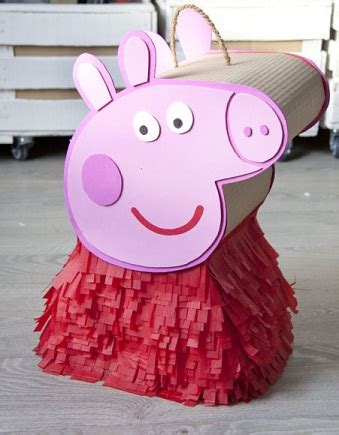 Handmade Pig - 9 pig arts and crafts ideas for and toddlers