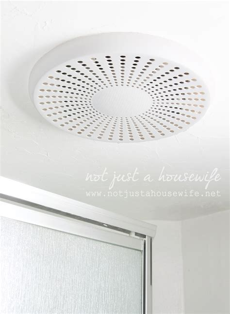 Bathroom Fan Bluetooth Speaker Bathroom Update And An Awesome Giveaway Not Just A