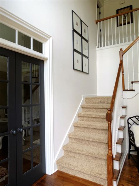 Staircase Banisters by Tiffanyd The Banisters Go Black