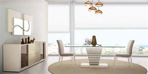 mesas de comedor de cristal de diseno mesas de cristal de diseno para comedor dise 241 os
