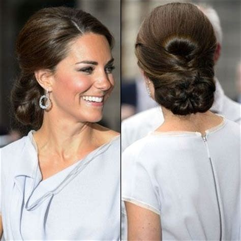kate middleton wedding hair tutorial updo a la kate middleton just position a little more to