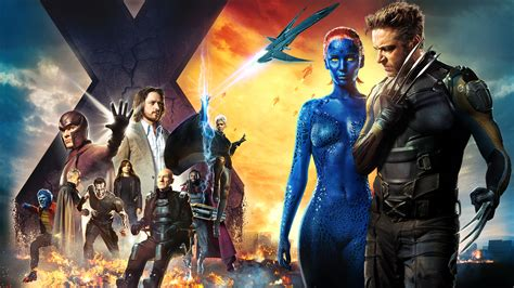 Kaos Xmen Future Past 12 days of future past wallpapers pictures images