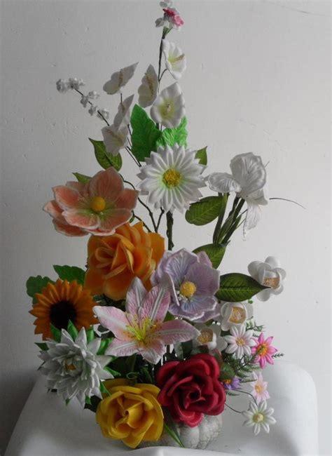 rosas moldes de flores para hacer arreglos florales en fomi goma eva hd flores de foamy imagui
