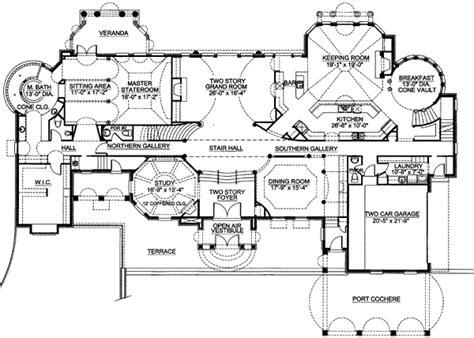 10 bedroom wide floor plans european style house plan 5 beds 6 5 baths 6712 sq ft