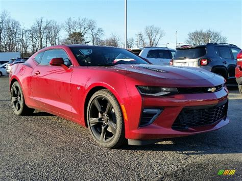 camaro ss colors 2016 garnet tintcoat chevrolet camaro ss coupe
