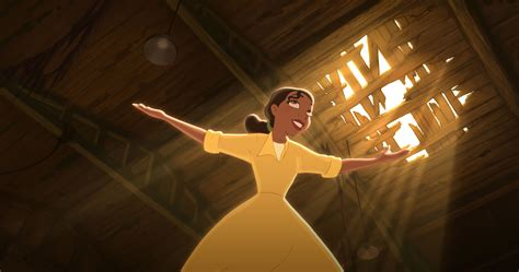 the from the disney revival rundown the princess and the frog