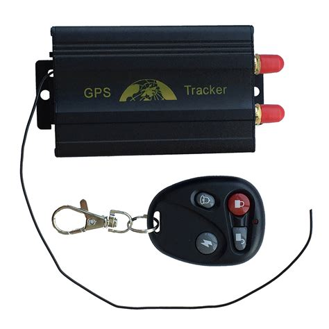 Gps Tracker Auto Gsm by Car Gps Tracker Gsm Gprs Tracking Device Remote