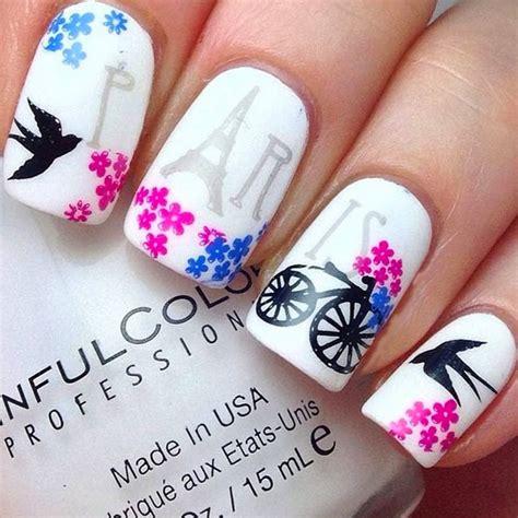 imagenes de uñas pintadas navideñas 15 dise 241 os f 225 ciles para decorar tus u 241 as inspirados en par 237 s