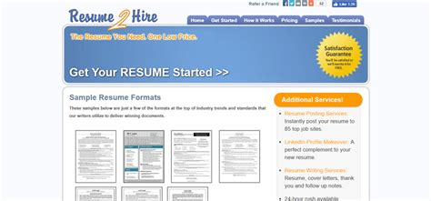 Resume 2 Hire Reviews by Resume2hire Review No Contact Methods Simple Grad