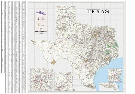 wall map of texas texas wall map in paper laminated or mounted by one map place