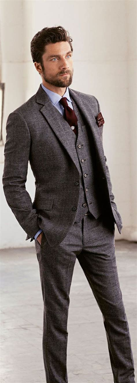 color suits grey wedding suits wedding ideas by colour chwv