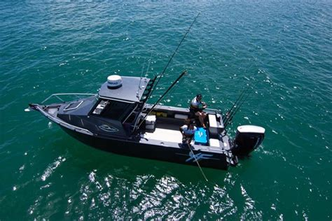 boats quintrex boat listing quintrex yellowfin 7400 offshore hard top