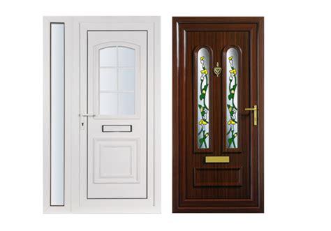 Plastic Front Doors Upvc Doors Peterlee Mp Plastic Supplies