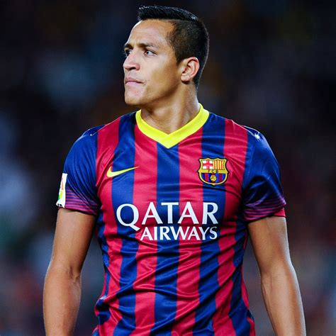 alexis sanchez barca stats alexis s 225 nchez will sign a four year contract with arsenal