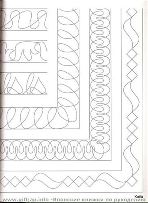 quilting templates for borders border and sashing ideas quilting the