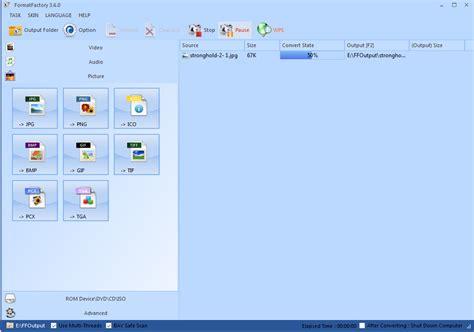 format factory full gratis download format factory 3 6 0 0 full gratis softgame11