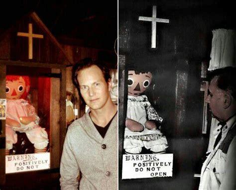 the annabelle doll museum ed y lorraine warren creepypastas amino amino