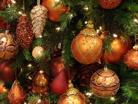 golden yellow decorations and ideas christmas decor
