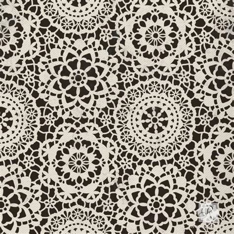 lace pattern wall lace or spiderweb furniture craft stencil diy chic