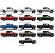 2015 Ford F150 To Come In 13 Colors 14 Wheel Options  Torque News