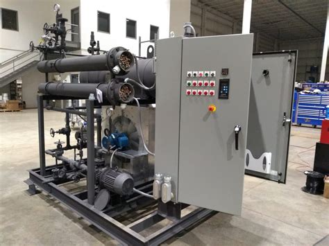 hot oil units     industrial heat