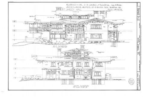 gamble house floor plan gamble house pasadena floor plan house interior