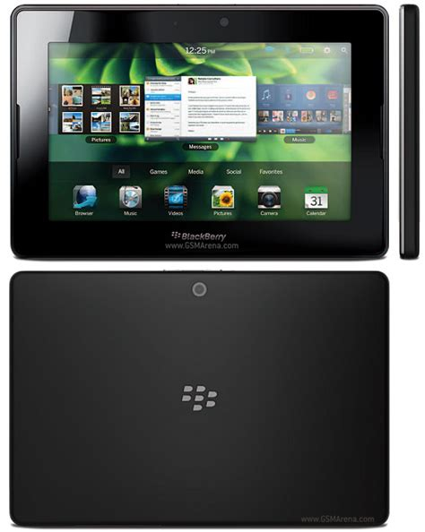 Tablet Blackberry blackberry playbook pictures official photos