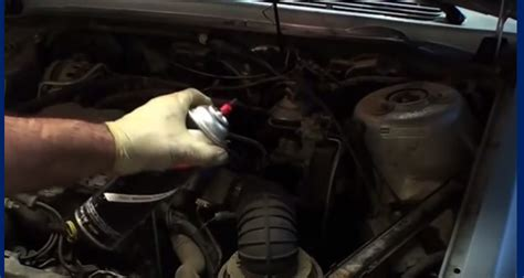 Best Way To Find A Leak In An Air Mattress an easy way to find a vacuum leak on your car