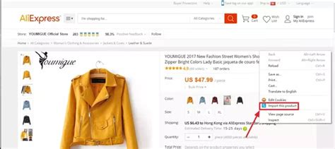 aliexpress to ebay is there a way to import aliexpress listings to ebay