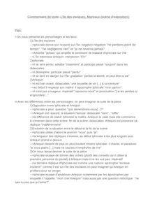 Resume L Ile Des Esclaves by Des Fiches De Lecture Et Des R 233 Sum 233 S Sur L 238 Le Des