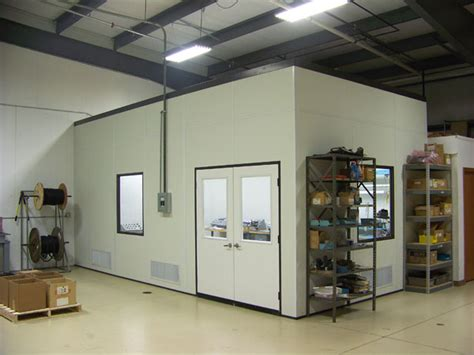 Modular Clean Rooms by In Plant Buildings And Offices A Wall Building Systems