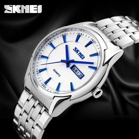 Skmei Jam Tangan Analog Kasual Pria 9125cs Blue T3010 2 skmei jam tangan analog pria 9125cs blue