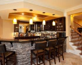 Kitchen Bars Ideas by Kitchen Bar Right At Bottom Of Stairs Basement Renovation