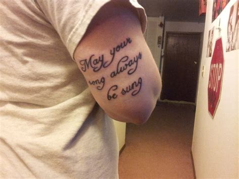 bob dylan tattoo bob quotes quotesgram