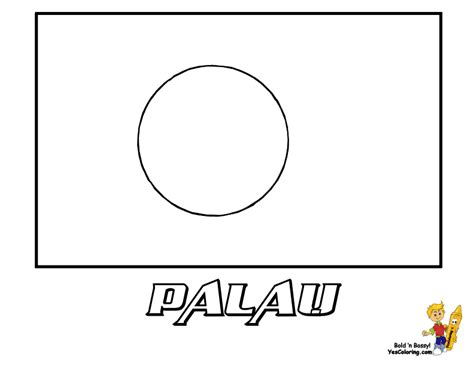the puerto rico flag coloring pages