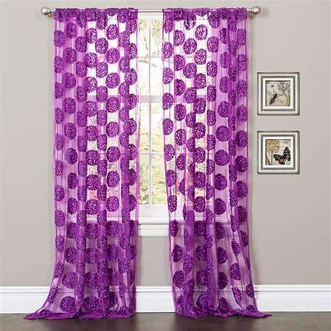 purple window curtains drapes curtains purple house home