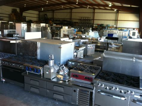 used commercial restaurant equipment one fat frog
