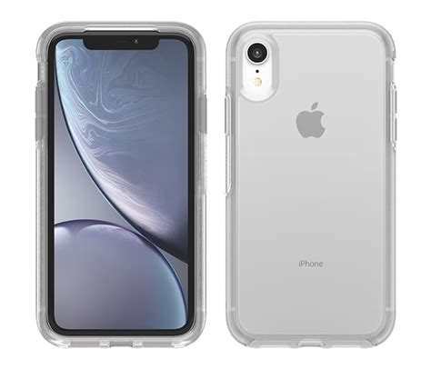 clear iphone xr cases otterbox symmetry series clear cases otterbox