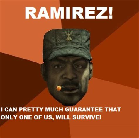 Ramirez Meme - image 208180 ramirez do everything know your meme