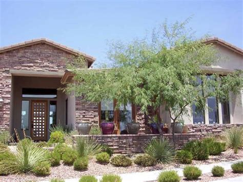 Desert Landscaping Ideas For Front Yard Frontyard Landscaping