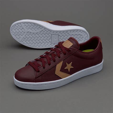 Sepatu Converse Allstar Original sepatu sneakers converse cons pl 76 ox bordeaux