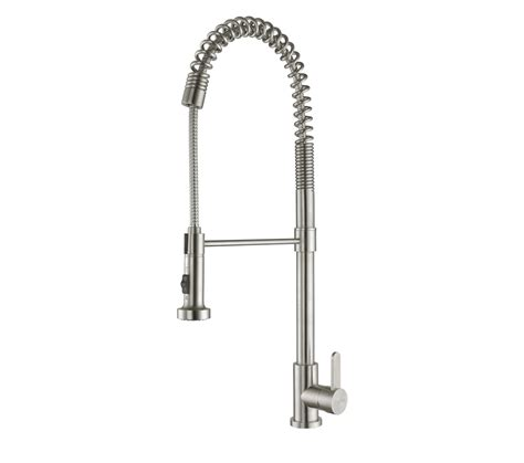stainless steel faucet kitchen lottare 900113 lottitan pull out stainless steel kitchen
