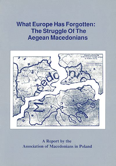 the macedonian books the macedonian tendency book the struggle of the aegean