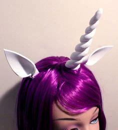 Po Custom Unicorn Rainbow For Iphonesamsungoppoasussony Dll white costume ears my pony rarity ears clip in ear white cat costume nekomimi ears