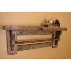 wood bathroom shelf with towel bar towel bar with shelf wall mount bathroom vanity half wall