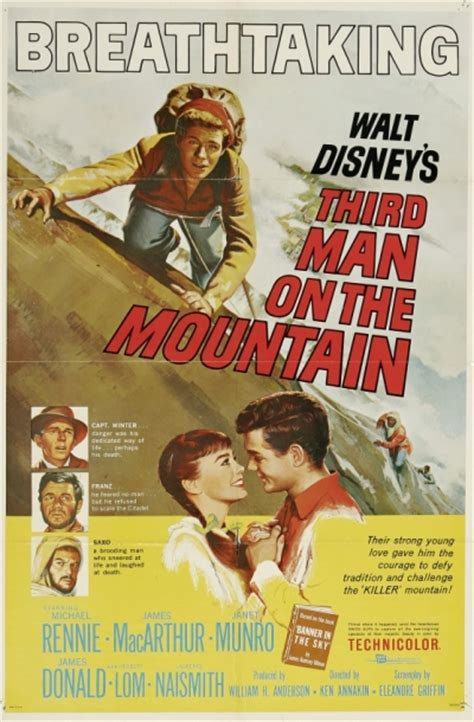 film disney vire le troisi 232 me homme sur la montagne disney critique du film