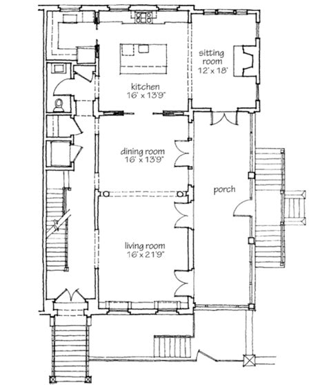 historical concepts house plans abercorn place historical concepts llc print southern living house plans