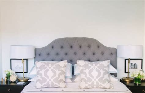 ballard designs camden tufted headboard contemporary